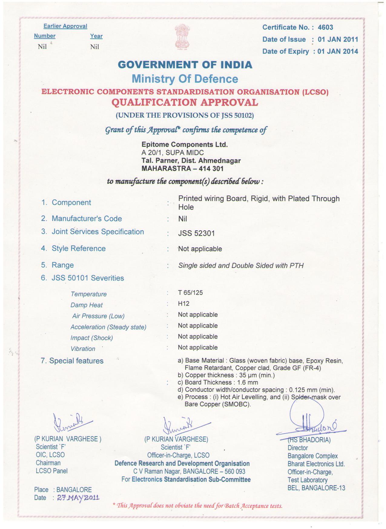 Epitome Components Ltd